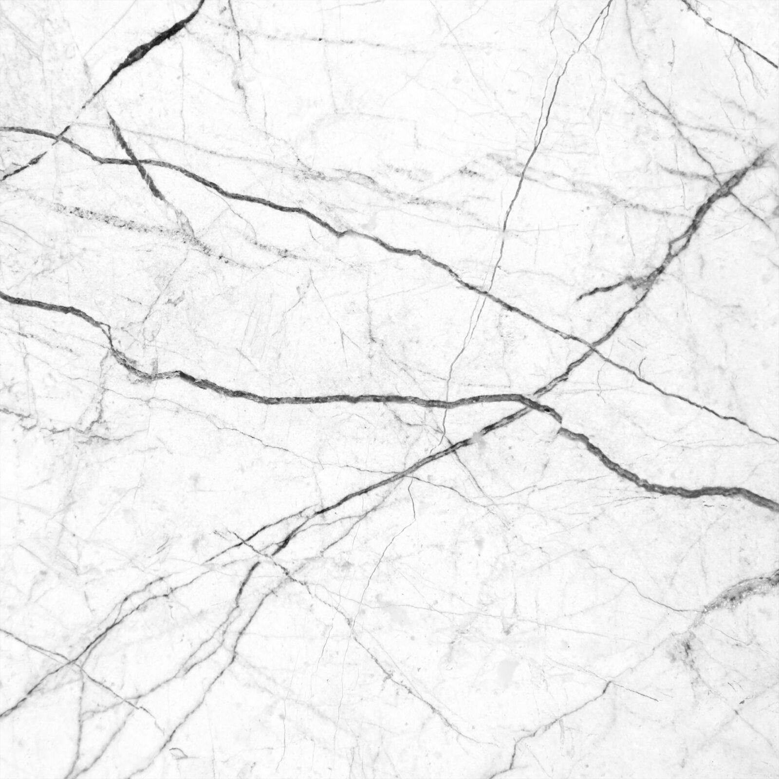 לוחות שיש גרניט טבעי - לבן סדוק שחור